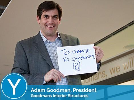 Adam Goodman of Goodmans Interior Structure