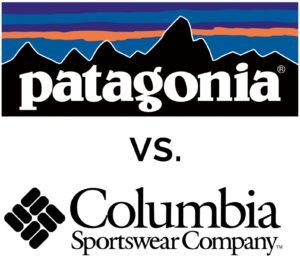 Patagonia vs Columbia