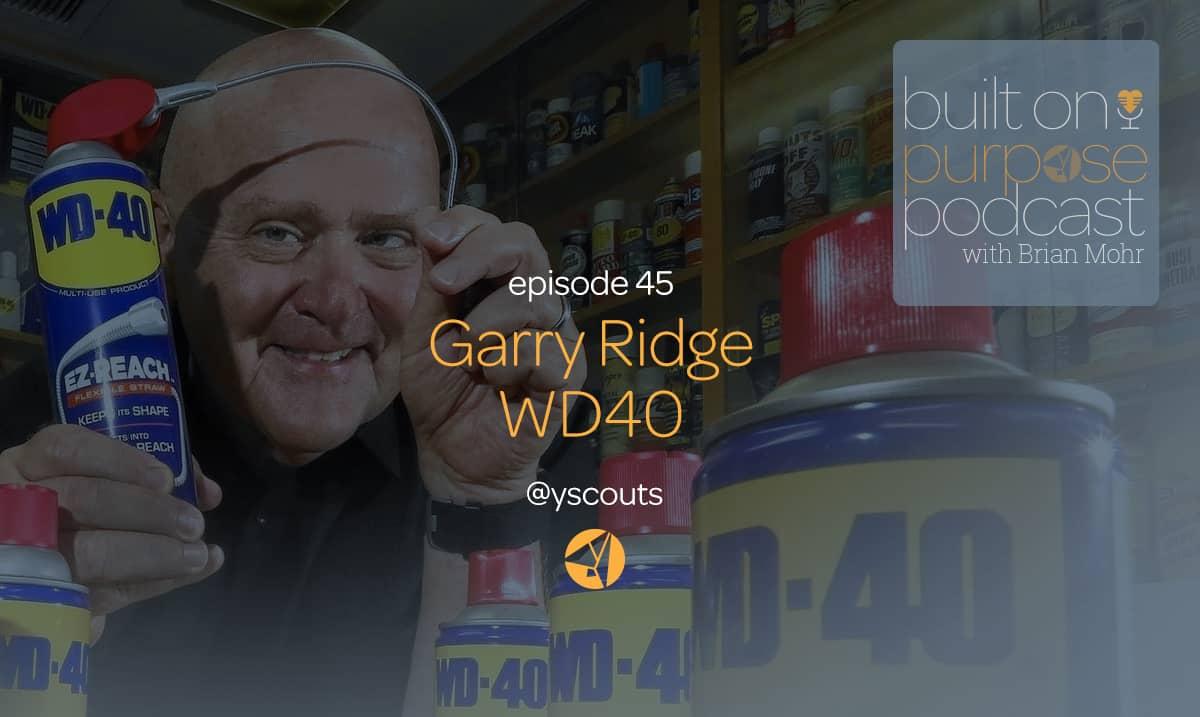 Garry Ridge Podcast