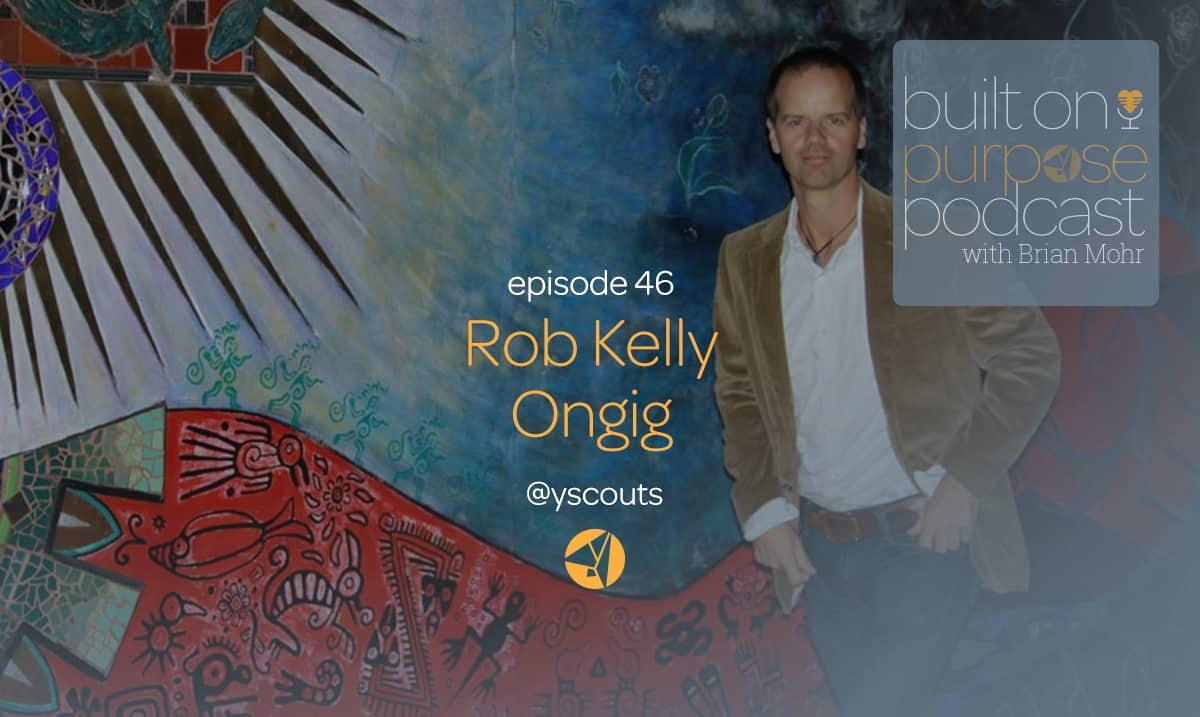 Episode 46 - Rob Kelly